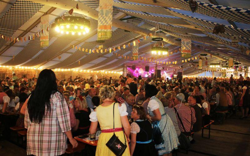 Badisches Oktoberfest Karlsruhe